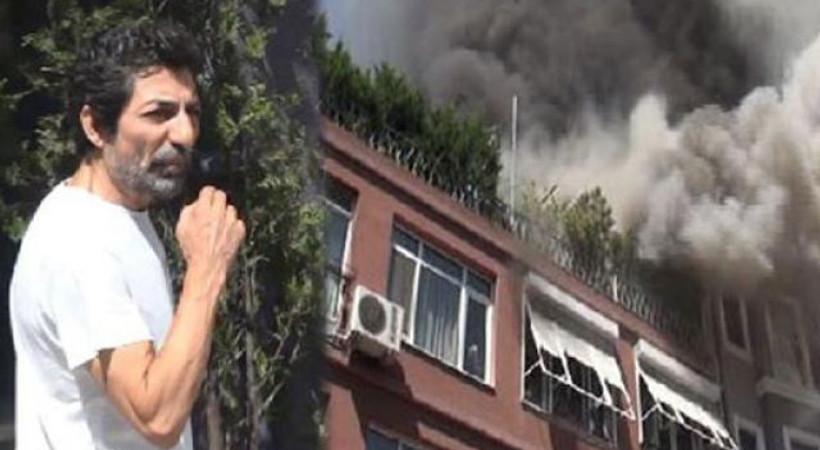 Mustafa Uğurlu'nun evinde çıkan yangının sebebi belli oldu?