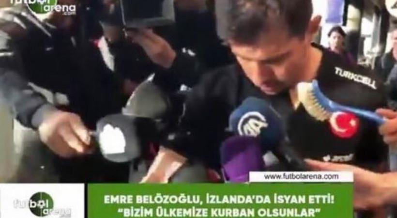 Fırça skandalının ardından İzlandalı muhabirlerden açıklama üstüne açıklama!