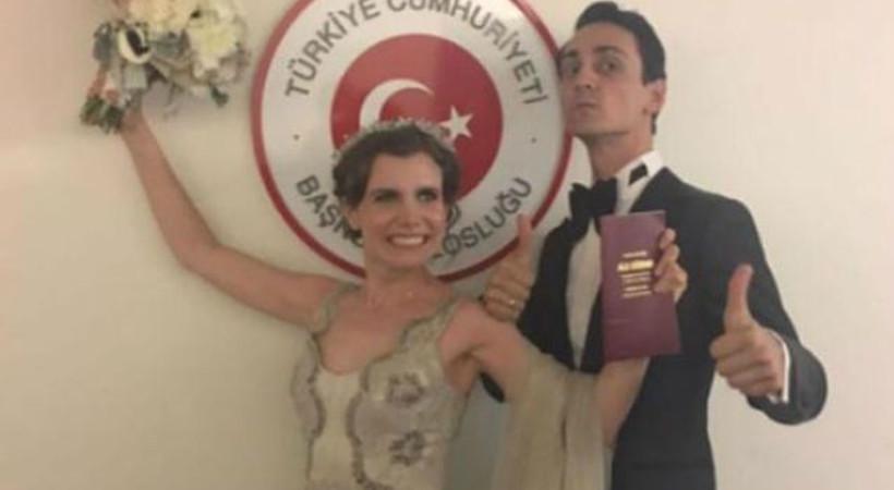 Çocuklar Duymasın'ın 'Duygu'su evlendi!