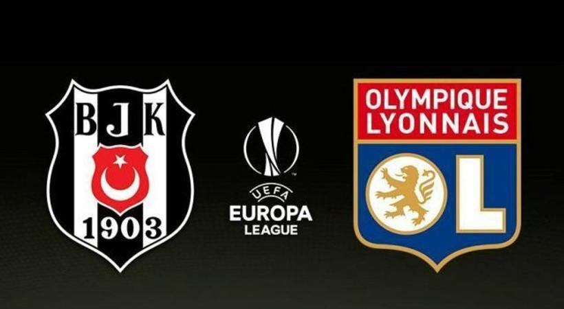 Beşiktaş - Lyon maçı saat kaçta, hangi kanalda?