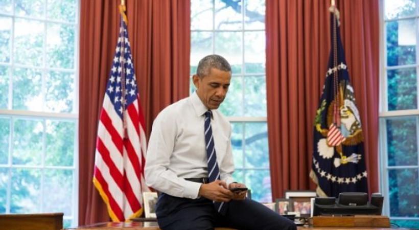 Vatandaş sordu Obama Twitter'dan yanıtladı!