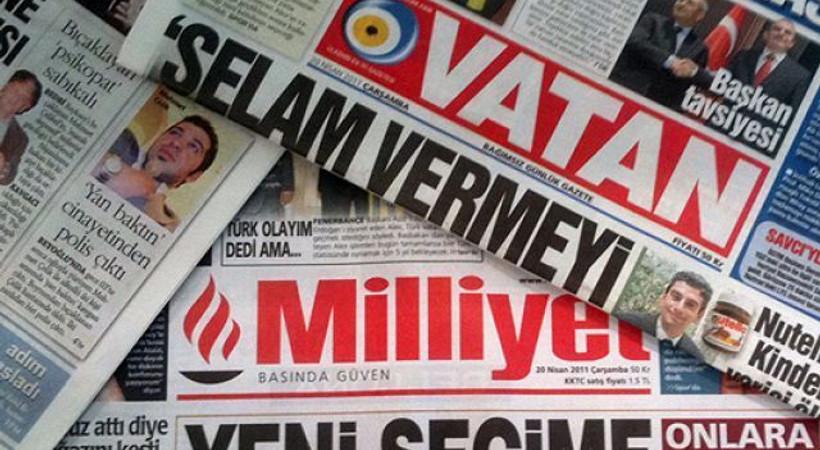 Vatan gazetesinden Milliyet'e transfer!