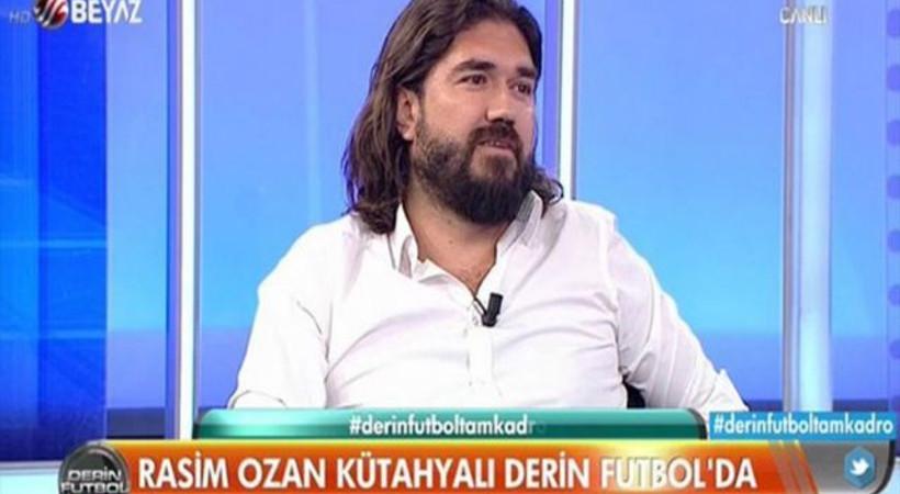Rasim Ozan Kütahyalı ekranlara döndü!