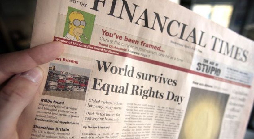 Financial Times: HDP'nin çağrısına tahammülleri yok