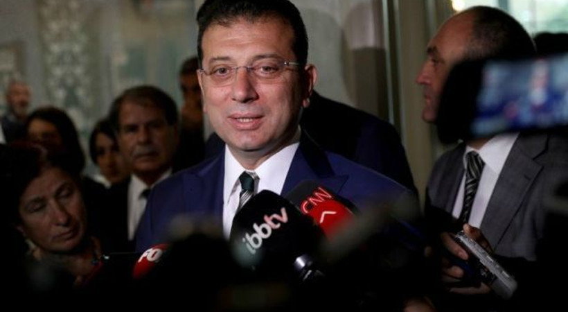 Ekrem İmamoğlu'ndan Cumhurbaşkanı Erdoğan'a yanıt