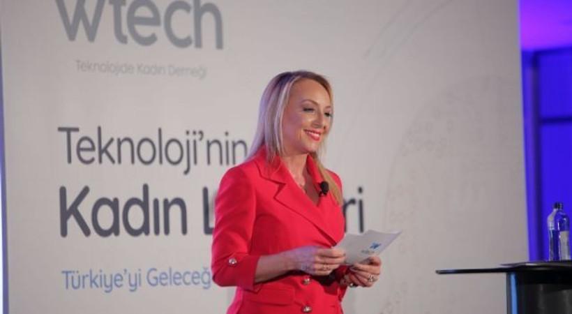 Teknolojide Kadın Derneği (Wtech) kuruldu!