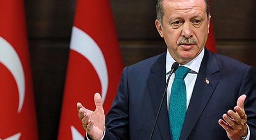 Erdoğan'ın 'Kristof Kolomb' çıkışı Almanya'da karikatür oldu!