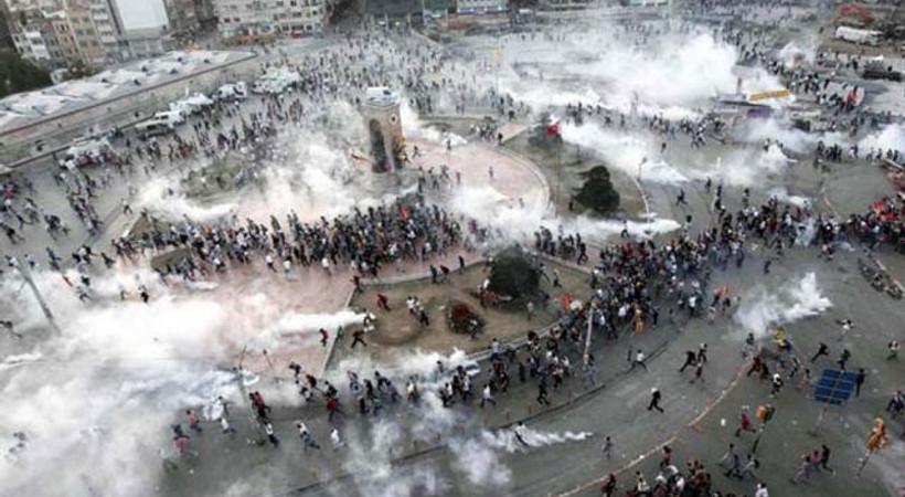 İddianamede Osman Kavala, Can Dündar ve Mehmet Ali Alabora'nın da adı var... Gezi Parkı iddianamesi kabul edildi
