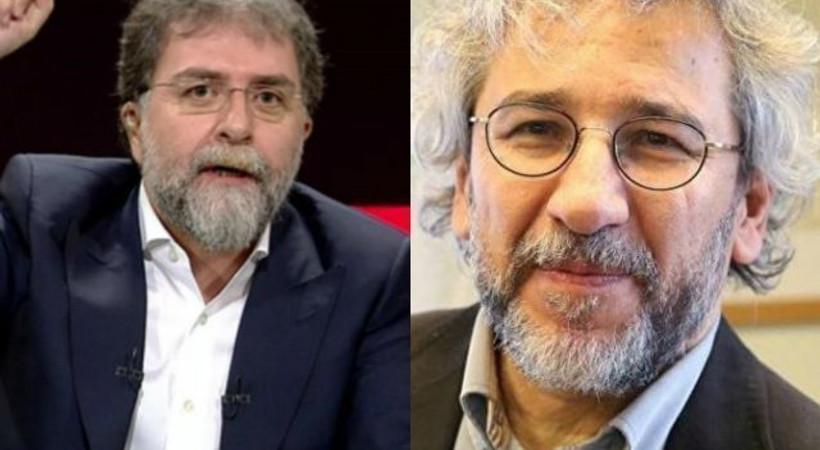'Can Dündar yiğit değil de Ahmet Hakan yiğit mi?'