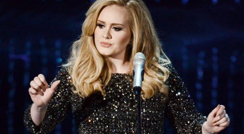 Adele'e rekor ilgi: 750 bin bileti 10 milyon kişi almaya çalıştı!