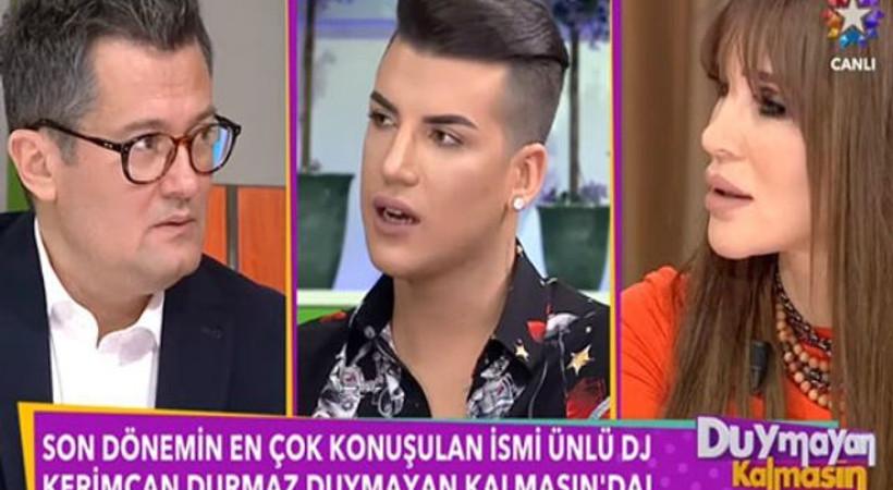 Kerimcan Durmaz: Seren Serengil ve Fatih Ürek'e çok kızdım!