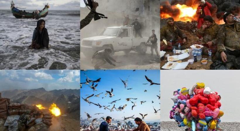 'Yılın Basın Fotoğrafları' yarışmasının kazananları belli oldu!