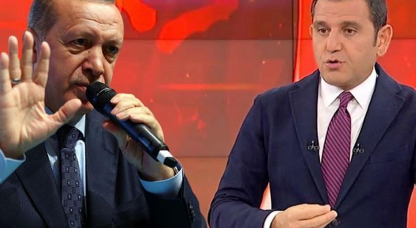 Fatih Portakal'dan Erdoğan'ın İmamoğlu sözlerine tepki!