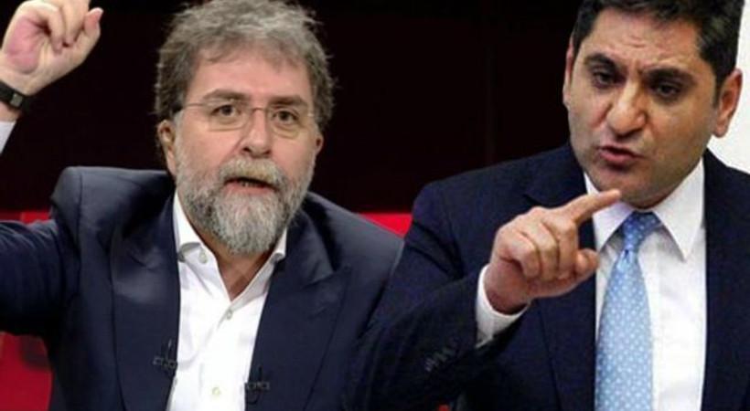 Aykut Erdoğdu ve Ahmet Hakan arasındaki polemik kızışıyor!