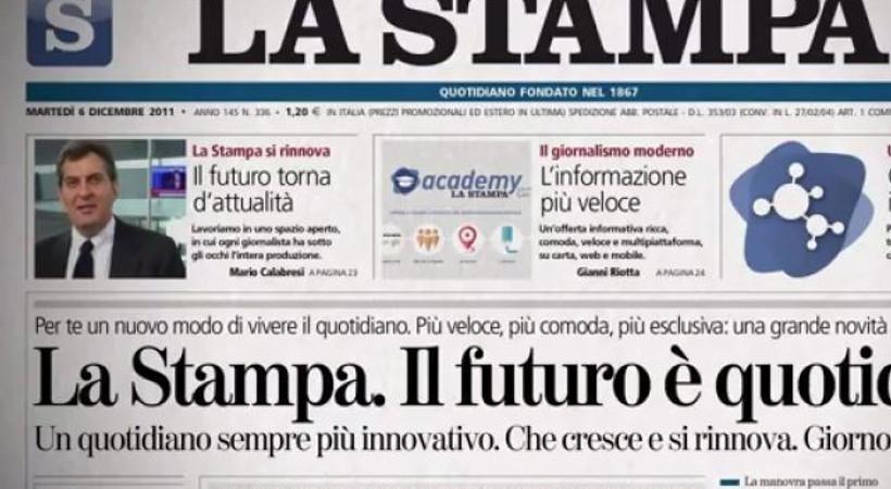 İtalyan basını: Basın özgürlüğü için kara gün