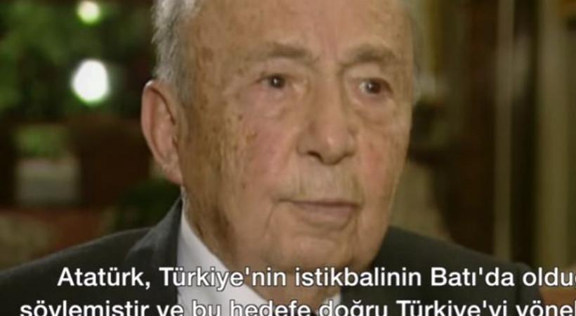 BBC'nin 28 yıl sonra ilk kez yayımlanan 'Türkiye ve Avrupa' belgeseli
