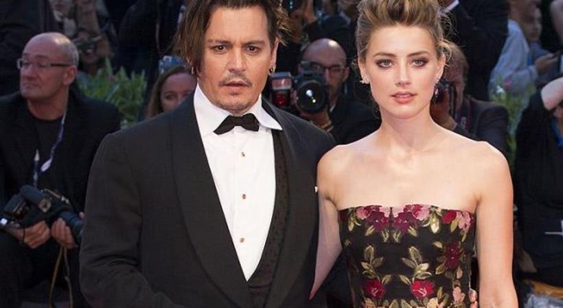 Johnny Depp'in eşi Avustralya'da ceza aldı!