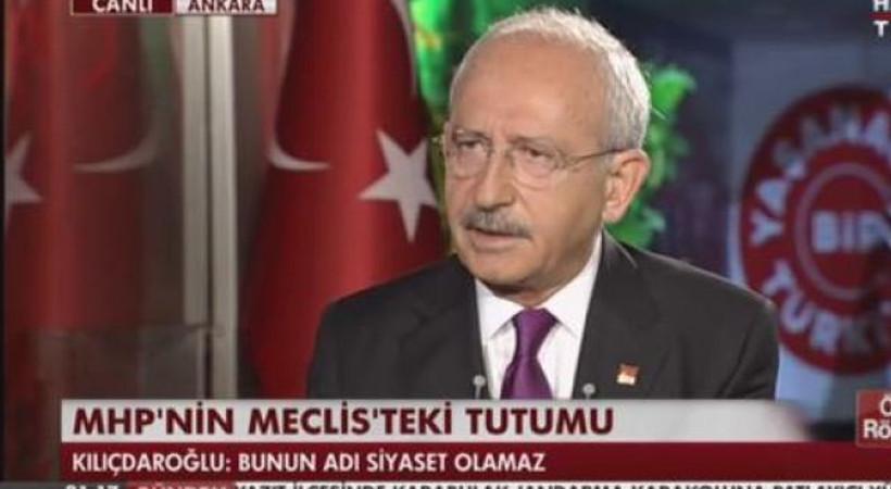 Kılıçdaroğlu canlı yayında konuştu: Kimin evlatlarını feda ediyorlar?