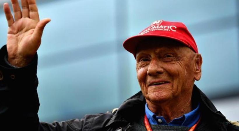 Formula 1 efsanesi Niki Lauda hayatını kaybetti