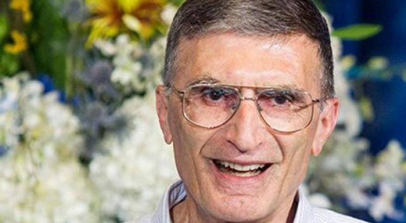 Nobel ödüllü Türk bilim adamı Aziz Sancar'a sürpriz