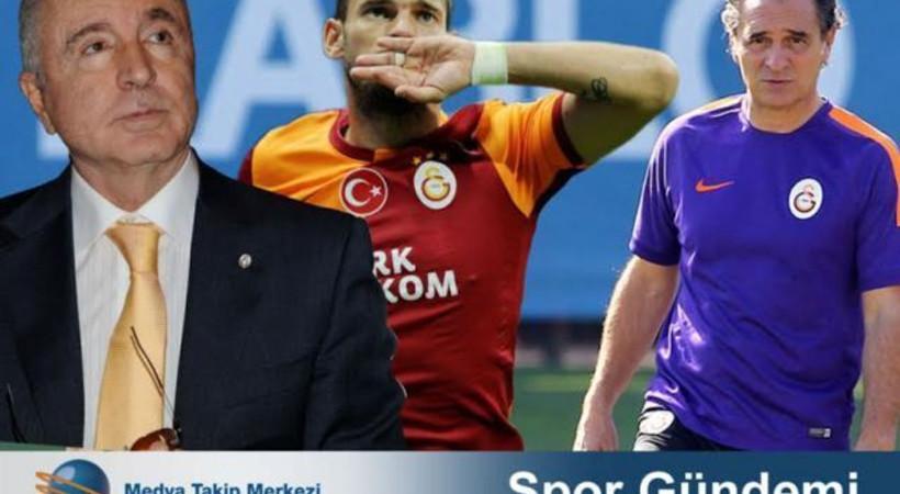 Ekim ayına 'Galatasaray' damgasını vurdu! İşte, Ekim ayının spor haberleri karnesi!