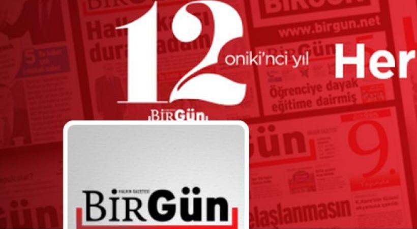 Birgün Gazetesi Twitter'dan ayar verdi!