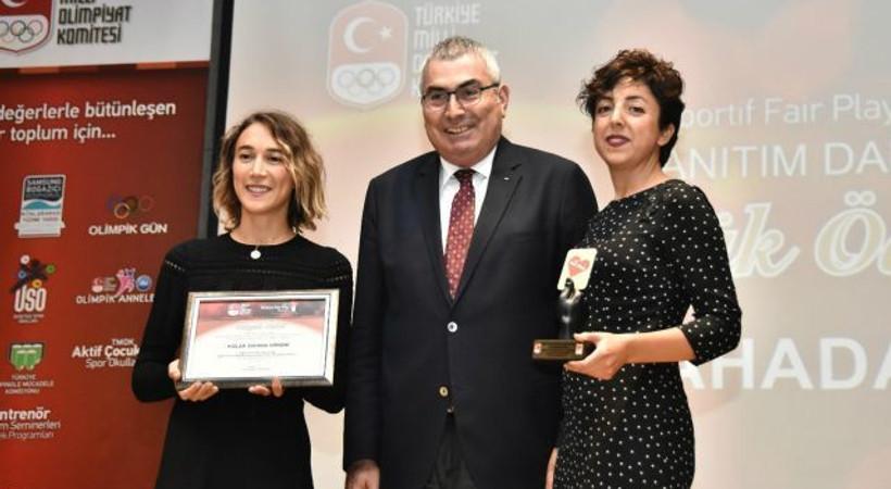'2018 Türkiye Fair Play Ödülleri' sahipleri belli oldu
