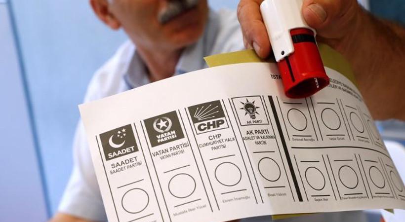 İl Seçim Kurulu açıkladı! İşte kesin İstanbul seçim sonuçları…