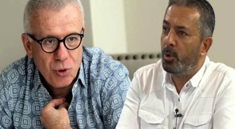 Ertuğrul Özkök'ten Akif Beki'ye dizi uyarısı