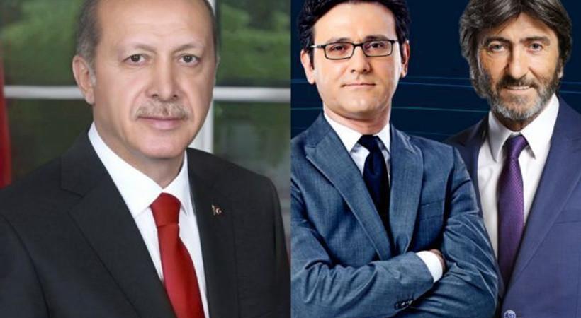 Cumhurbaşkanı Erdoğan, % 100 Futbol'a konuk oluyor!