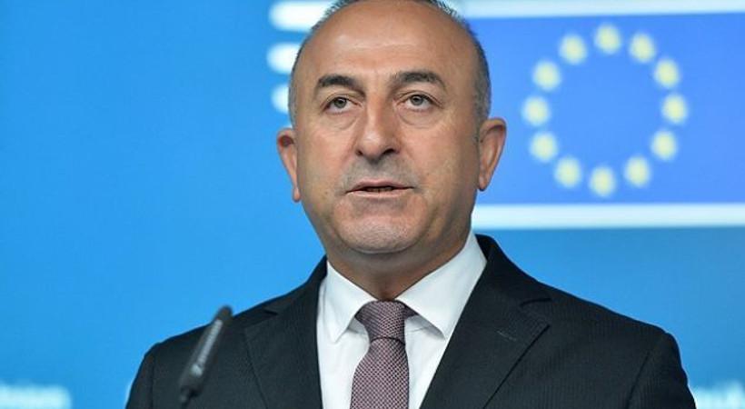 Bakan Çavuşoğlu: Gazeteci olmak kimseye dokunulmazlık sağlamaz