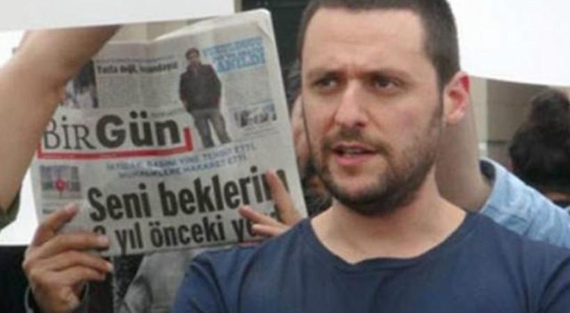 Barış İnce'nin 'Akrostişli' savunmasına hapis cezası