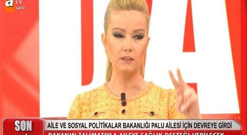 Türkiye'nin kanını donduran Palu Ailesi için Bakanlık devreye girdi!