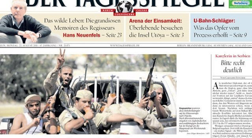 Almanya gazetesi Türkiye'yi 'yüzleşme'ye çağırdı