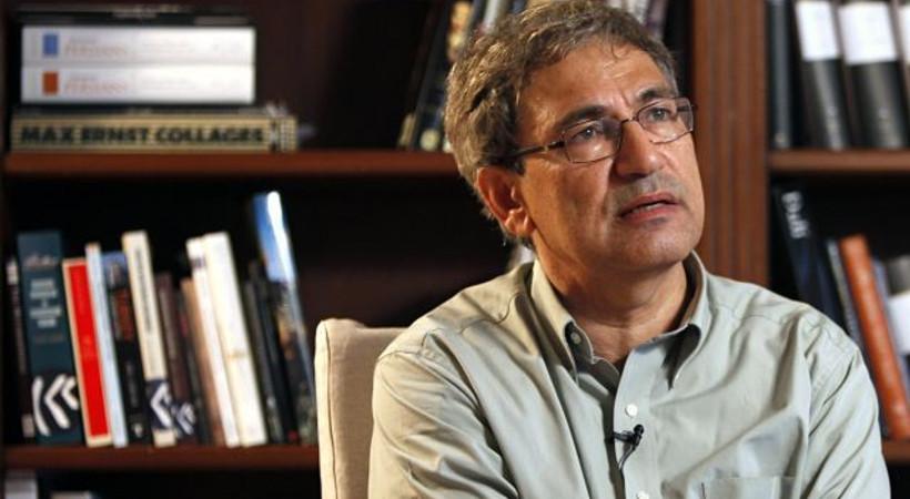 Orhan Pamuk, İtalyan gazetesine konuştu: 'İç savaştan korkuyorum'