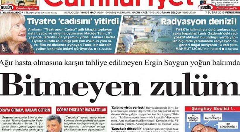 Cumhuriyet'ten varan 2! Gazete, hangi 2 gazeteciyi kadrosuna dahil etti?