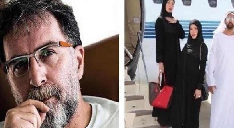 Cicişlerden Ahmet Hakan'a şok Umre yanıtı: 'Sana yüz vermediğim günlerin...'