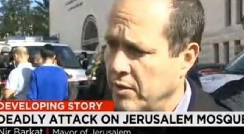 CNN'den tarihi hata! Kanal, sinagog yerine cami ifadesini kullandı