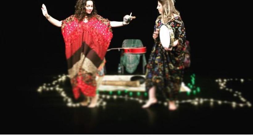 Shakespeare ve Çehov, çocuklar için Dada Salon Kabarett'te