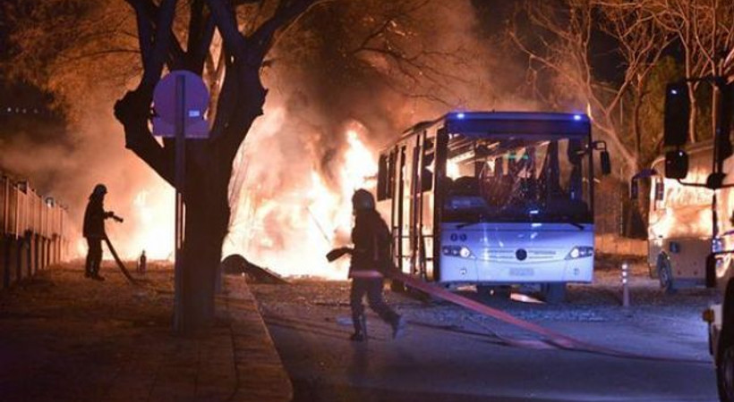Ankara'daki saldırı dış basında... Hangi gazete ne yazdı?