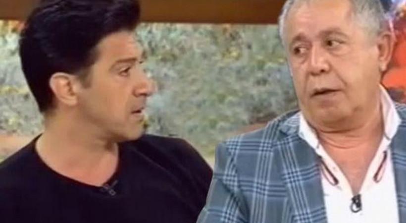 TV8 canlı yayınında 'lan' kavgası!
