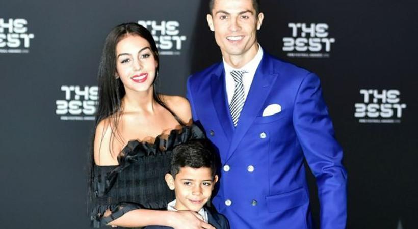 Ronaldo, dördüncü kez baba oluyor