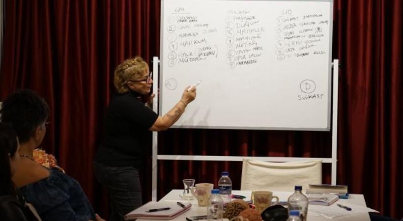 Oyuncu ve yazar Ayşe Erbulak'ın gurur günü