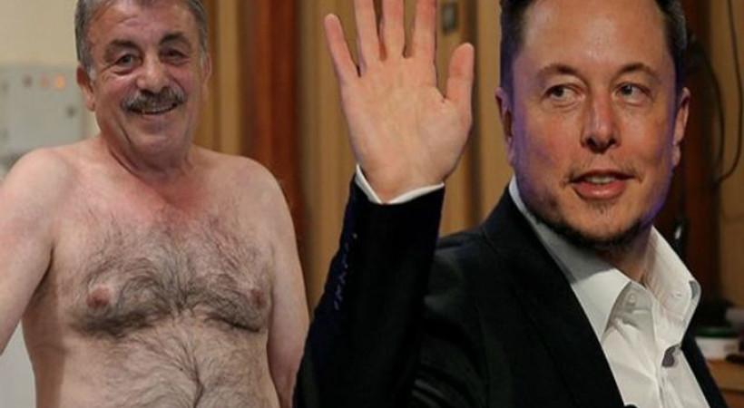 Elon Musk'ı keseleyen tellak: Bayağı bir ölü hücre çıktı