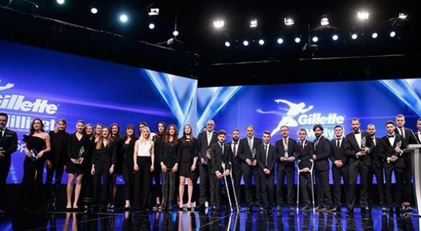 65. Gillette Milliyet Yılın Sporcusu Ödülleri'ne yıldız yağdı!