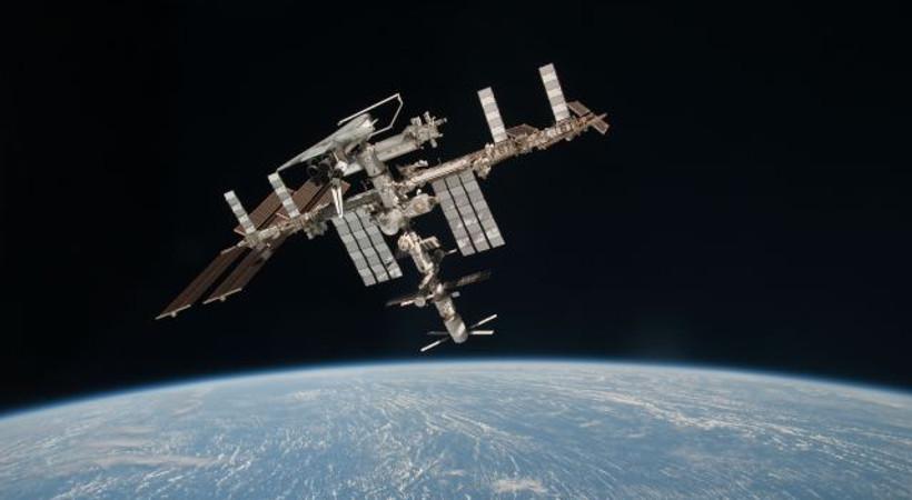 NASA 95 bin 600 uzay fotoğrafını videolaştırdı