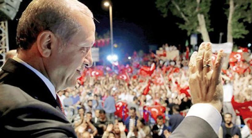 'Dünyada demokrasinin haysiyetini kurtardık!'