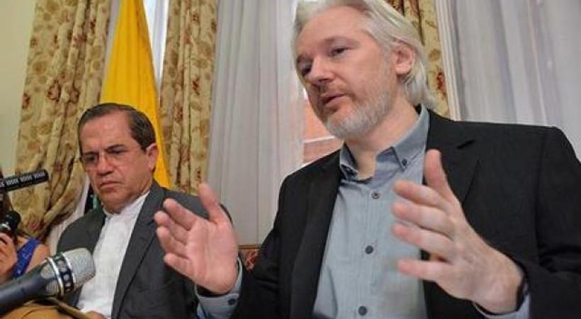 Julian Assange'la ilgili yeni gelişme!