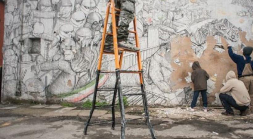 İtalya'nın Banksy'si tüm eserlerini sildi!