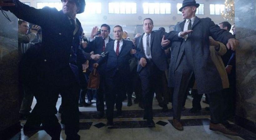 Martin Scorsese imzalı The Irishman'in resmi fragmanı paylaşıldı!